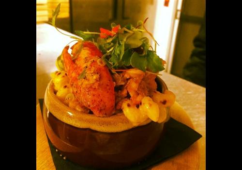 La Cochonne Rit Restaurant - Picture
