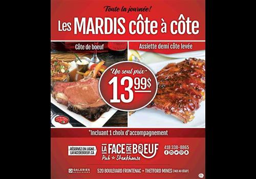 La Face de Boeuf Restaurant - Picture