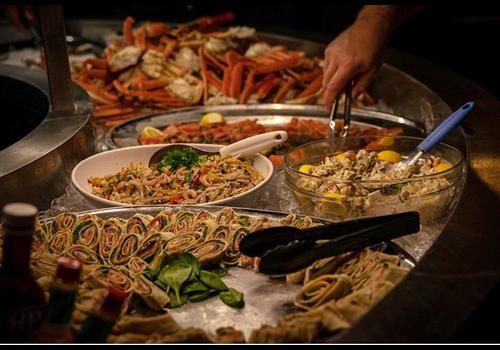 La Ferme Rouge Restaurant - Picture