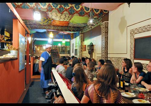 La Khaïma Cuisine Nomade Restaurant - Picture