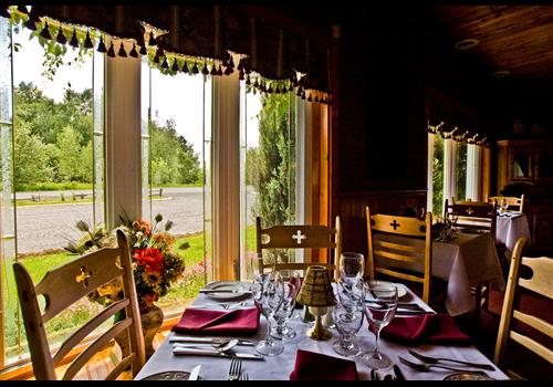 La Maison Chez Nous Restaurant - Picture
