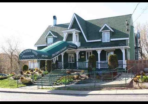 La Maison Verte Restaurant - Picture