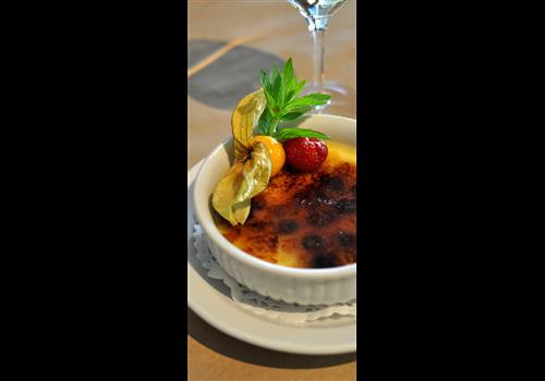 La Menthe Poivrée Restaurant - Picture