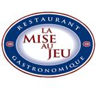 La Mise au Jeu Restaurant - Logo