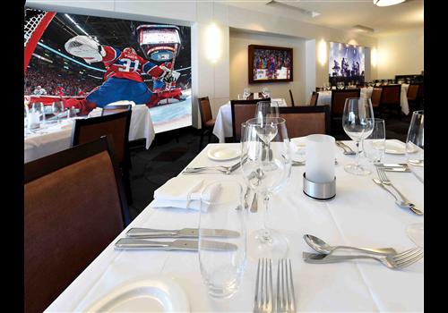 La Mise au Jeu Restaurant - Picture