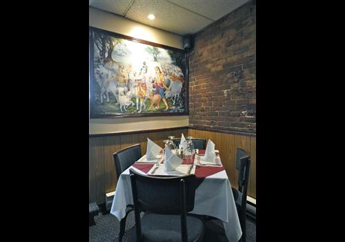 La Nouvelle Lune Indienne New Moon India Restaurant - Picture