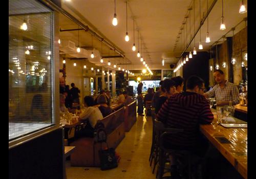 La salle manger le plateau mont royal montreal for Restaurant salle a manger