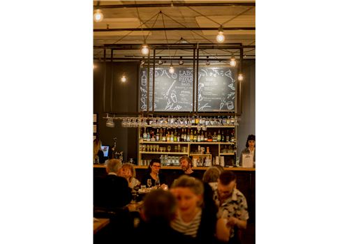 Labo culinaire - Foodlab Restaurant - Picture
