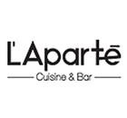 L'aparté Restaurant - Logo