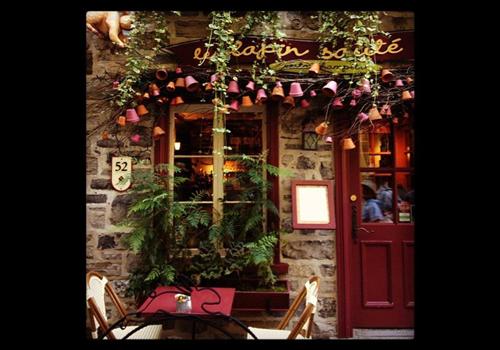 Lapin Sauté Restaurant - Picture