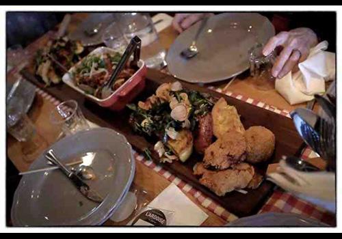 L'Ardoise Restaurant - Picture