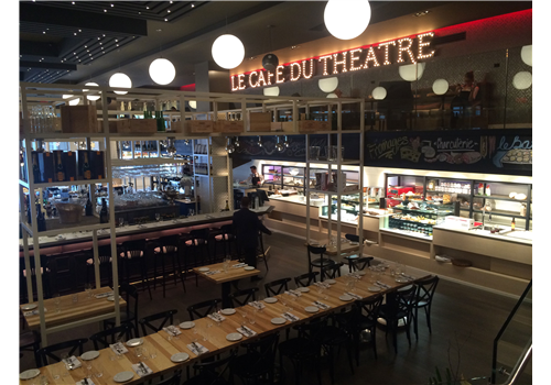 Le Café du Théatre Restaurant - Picture