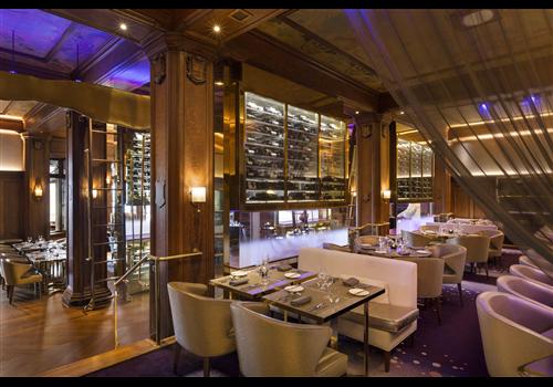 Restaurant Champlain - Château Frontenac Restaurant - Picture