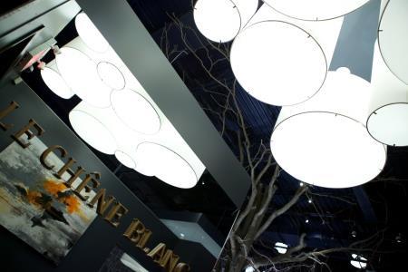 Le Chêne Blanc Restaurant - Picture