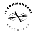 Resto-Bar Le Commandant  Restaurant - Logo
