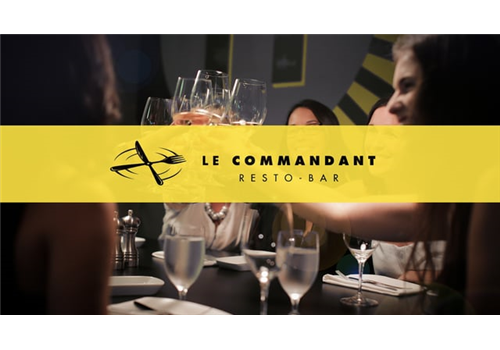 Resto-Bar Le Commandant  Restaurant - Picture