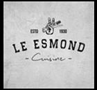 Le Esmond Restaurant - Logo