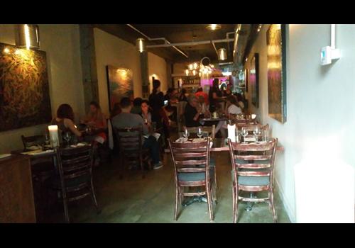 Le Fantome Restaurant - Picture