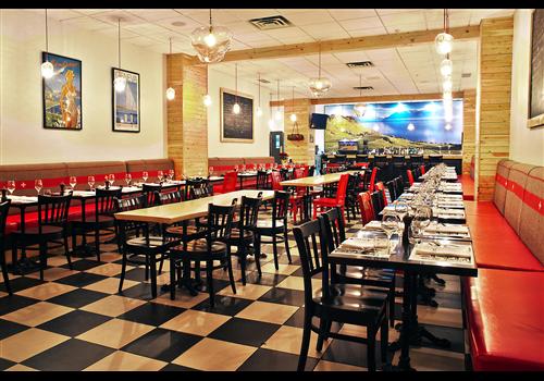 Bistro Le Léman Restaurant - Picture