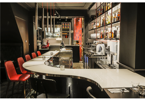 Le Manoir - Charlesbourg Restaurant - Picture