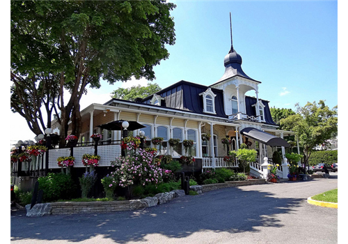 Le Manoir - Charlesbourg Restaurant - Picture