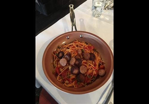 Le Manoir du spaghetti - Trois-Rivières Restaurant - Picture