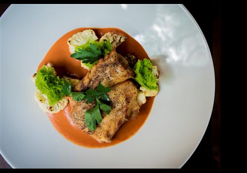 Bistro Le Méchant Loup Restaurant - Picture