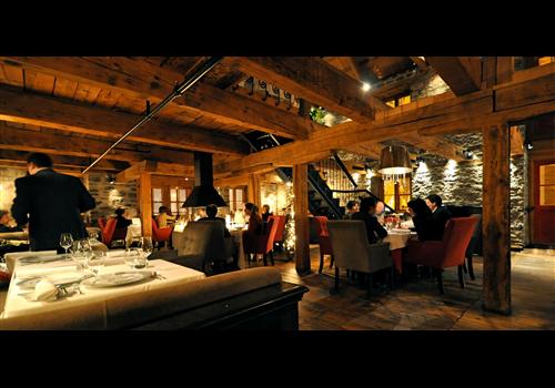 Chez Muffy (Anciennement Restaurant Le Panache)  Restaurant - Picture