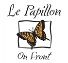 Le Papillon on Front Restaurant - Logo