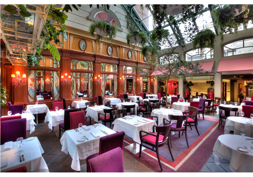 Le Saint-Amour Restaurant - Picture