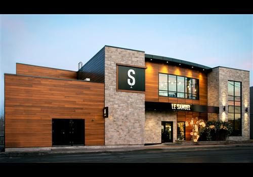 Le Samuel Restaurant - Picture