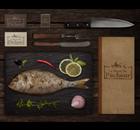 Le Shack du pêcheur Restaurant - Logo