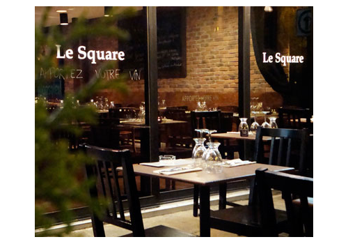Le Square Restaurant - Picture