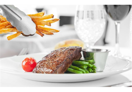 Le Steak Frites St-Paul - Saint-Hubert Restaurant - Picture