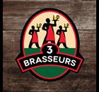 3 Brasseurs (Anjou) Restaurant - Logo