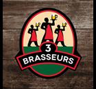 3 Brasseurs (Brossard)  Restaurant - Logo