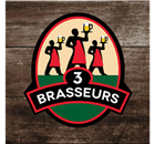 3 Brasseurs (Grande-Allée) Restaurant - Logo