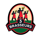 3 Brasseurs - Crescent Restaurant - Logo