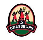 3 Brasseurs - Laurier Restaurant - Logo