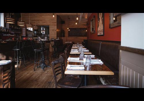 Les Affamés | Mercier–Hochelaga-Maisonneuve, Montreal