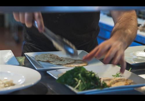 Les Affamés Restaurant - Picture