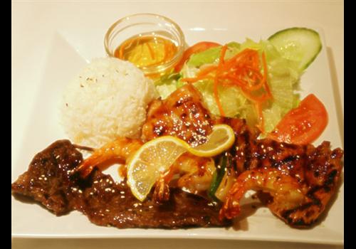 Les Baguettes d'Asie Restaurant - Picture