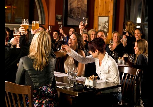 Les Brasseurs du Temps Restaurant - Picture