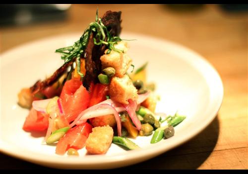 Les Cons Servent Restaurant - Picture