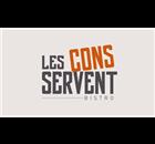 Les Cons Servent Restaurant - Logo