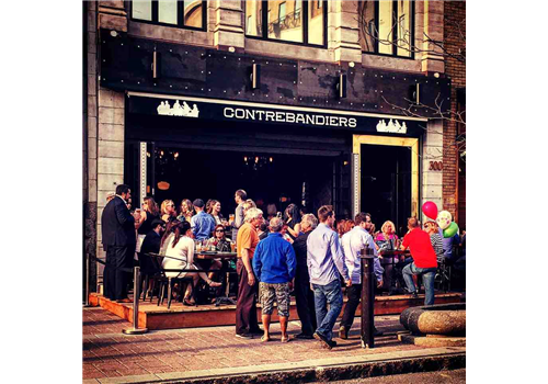 Les Contrebandiers Boissonnerie Gourmande Restaurant - Picture