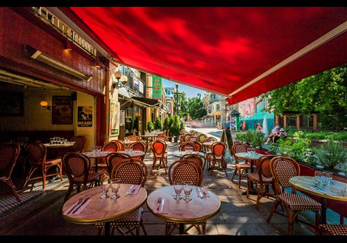 Les Deux Gamins Restaurant - Picture