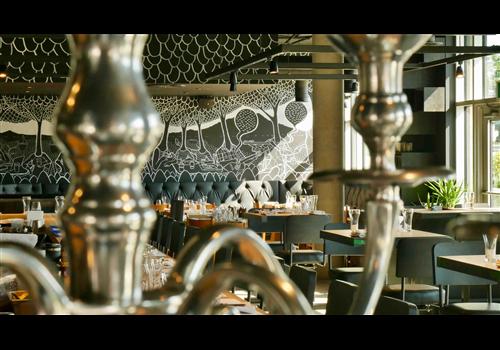 Les Enfants Terribles - Magog Restaurant - Picture