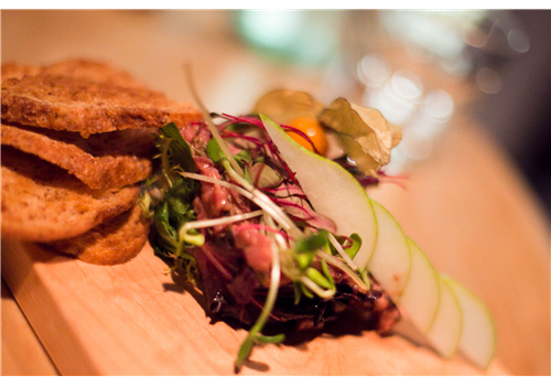 Bistro Brasserie Les Soeurs Grises Restaurant - Picture
