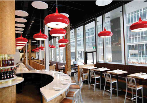 Pizzeria Libretto - University Restaurant - Picture
